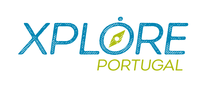 Xplore Portugal logo Alto