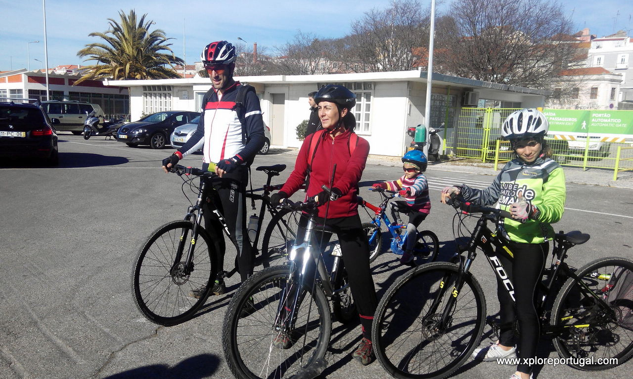 Cycling Families - Xplore Portugal
