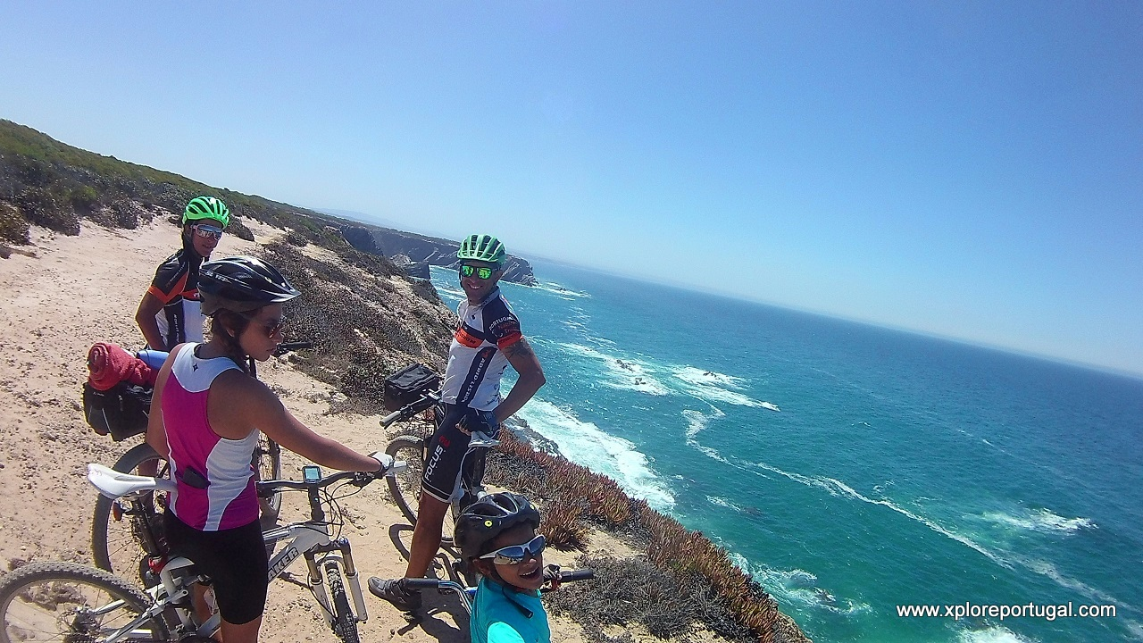 Cycling in Portuguese Coast 2 Xplore Portugal