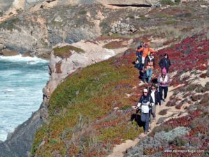 Guided Hiking along the Coastal Trails of Vicentine Coast of Portugal 7 by Xplore Portugal