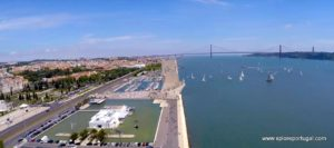 Lisbon from the air (6) By eXPLORE Portugal