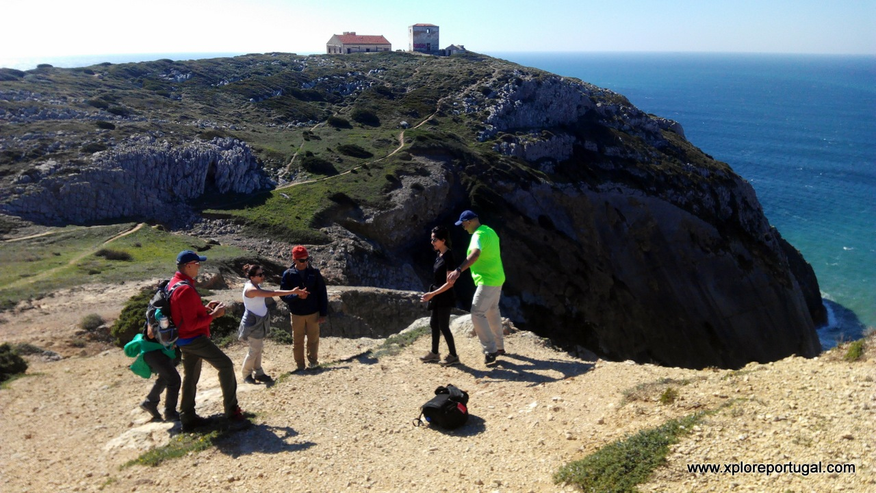 cabo espichel with xplore portugal - just eXplore with us